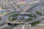 تعمیر و مرمت پل میدان شهید فهمیده در منطقه ۲
