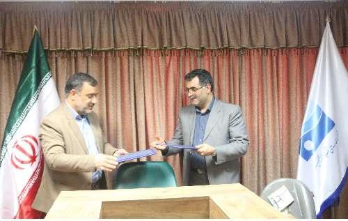 مبادله تفاهم نامه طرح ملی داناب و گسترش سواد آبی با آموزش و...