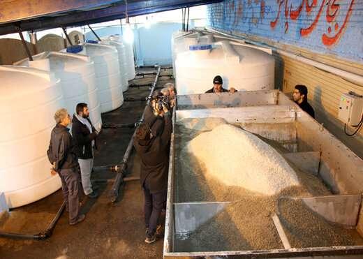 ذخیرهسازی ۱۲۰ هزار لیتر محلول یخزدا برای تسریع در عملیات زمستانی