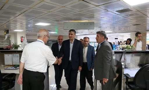 مراسم سالگرد ورود تاریخی امام راحل (ره) در فرودگاه مهرآباد آغاز شد