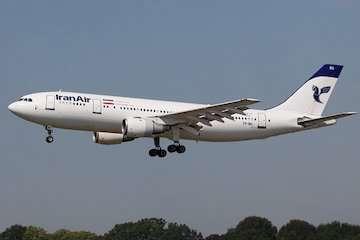 پرواز شماره ۷۶۹ تهران – استانبول با هواپیمای جایگزین انجام شد