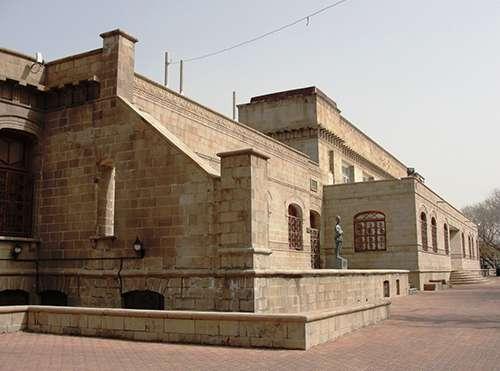 ساختمان خانه هنر تبریز؛ تکهای جدا مانده از کاخ شهرداری تبریز