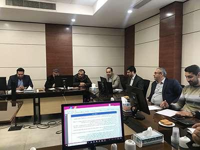 برنامههای مدیریت نواحی شهرداری در کمیته اجرایی نظارتی ستاد نوروز ۹۹ بررسی شد