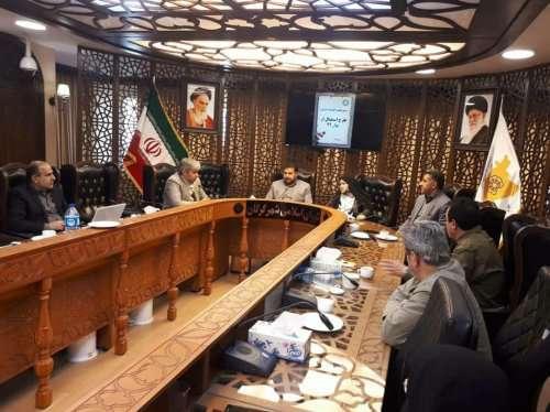 برنامه های طرح استقبال از بهار شهرداری بررسی شد