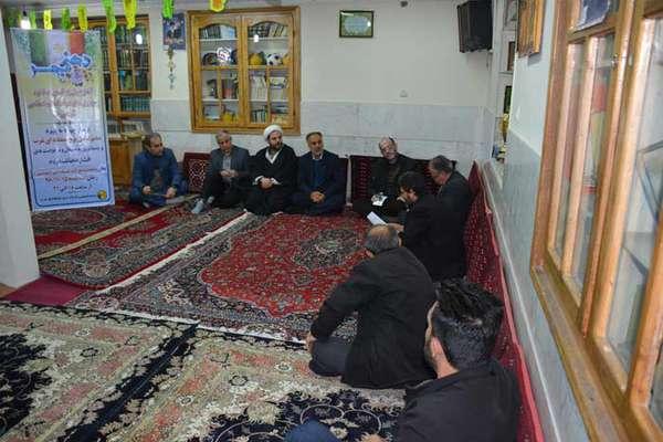 دیدار مردمی مدیرعامل شرکت برق منطقهای غرب با مردم کرمانشاه