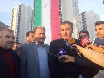 وزیر شهرسازی: ثبت نام مجدد طرح اقدام ملی مسکن دوم اسفند ماه آغاز میشود