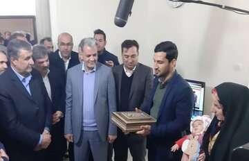 ۱۰ هزار واحد مسکن مهر پردیس امروز واگذار شد