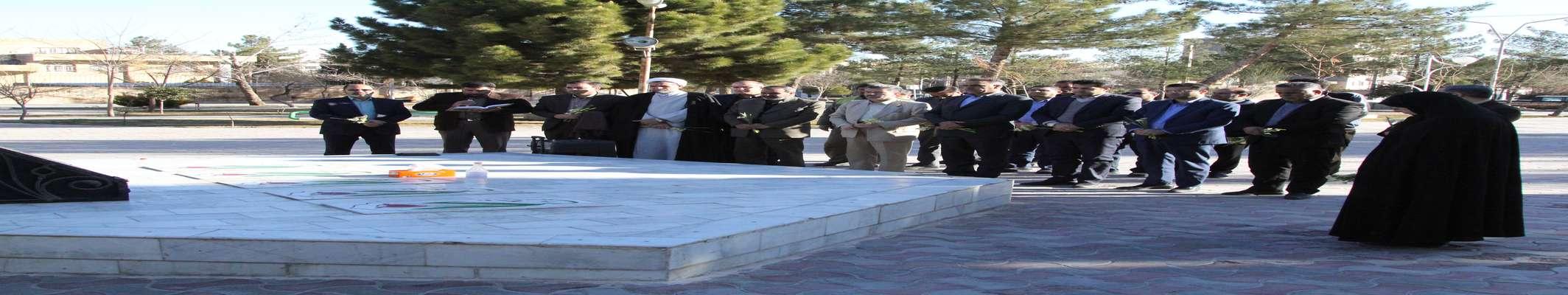 با حضور شهردار و اعضای شورای اسلامی شهر بیرجند برگزار شد