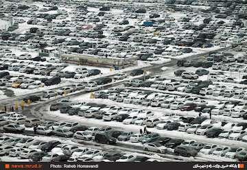 بارش برف و یخبندان در ۱۹ استان کشور/ در ترددهای شهری و جادهای احتیاط کنید