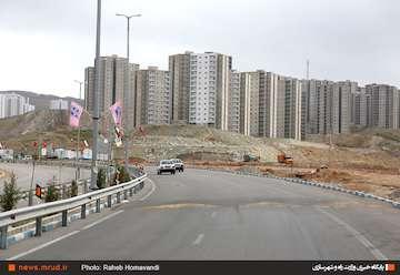 ماموریت یکساله در پایتخت مسکن مهر