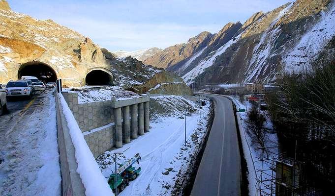 افتتاح قطعه یک آزادراه تهران-شمال به تاخیر افتاد