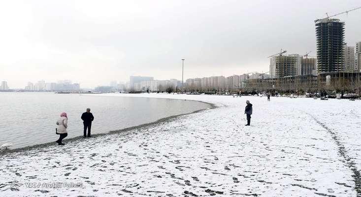 اخطاریه بارش برف ۱۳۰ سانتیمتری!