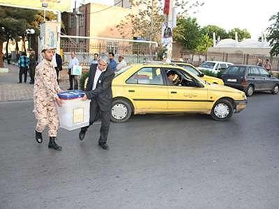 میز خدمت تاکسی انتخابات در پرتال سازمان تاکسیرانی فعال شد