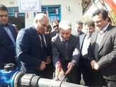 4 پروژه آبرسانی روستایی در استان مازندران به بهرهبرداری رسید