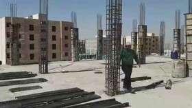 مسکن ملی با سرمایه بخش خصوصی جلو میرود