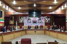 هشتادویکمین جلسه کمیسیون حقوقی و املاک شورای شهر اهواز برگزار شد