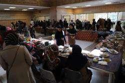 جشنواره طعم و مزهها در فرهنگسرای شهروند شیراز برپا شد