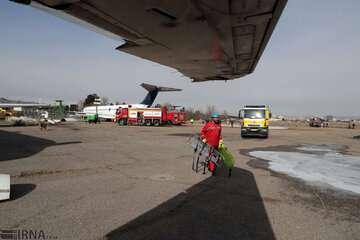 آغاز تحویل خودروهای آتش نشانی بومی به فرودگاههای کشور