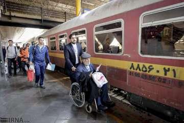 مدیرعامل راه آهن: فروش بلیت قطار۱۰ درصد رشد کرد