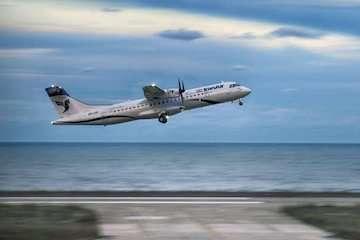 پرواز ATR های هما به قطر/ لامرد، عسلویه و بندرعباس به فرودگاه دوحه متصل شدند