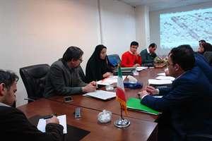 برگزاری جلسه کمیته فنی شهر شیروان یکشنبه 20 بهمن 98