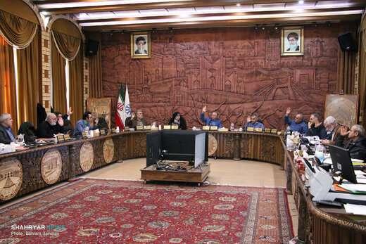 یکصدوشصت وششمین جلسه شورای اسلامی تبریز