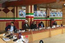 صد و سیزدهمین جلسه کمیسیون برنامه و بودجه شورای شهر اهواز برگزار شد