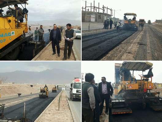 شهردار زرند: بالغ بر یك میلیارد تومان صرف راه اندازی باند دوم پل پارسیان شده است .