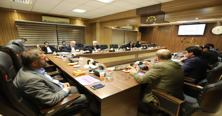 کمیسیون تلفیق شورای اسلامی شهر رشت
