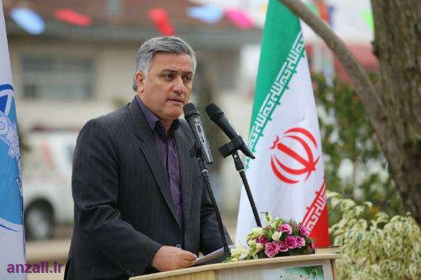 دعوت شهردار بندرانزلی از مردم برای حضور در راهپیمایی 22 بهمن
