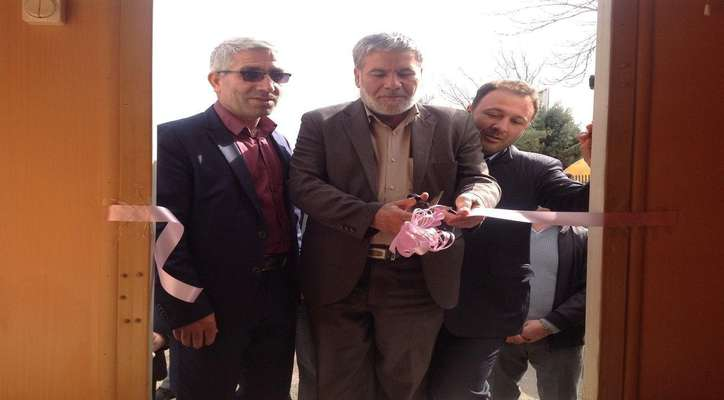 افتتاح ایستگاه سنجش آلودگی هوای شهر الوند