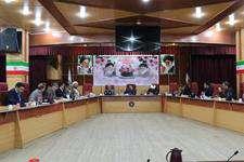شانزدهمین جلسه کمیسیون اقتصادی،سرمایه گذاری و گردشگری و توسعه شهری شورای شهر اهواز برگزار شد