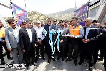 افتتاح بیش از ۴۰ پروژه راهداری استان لرستان در دهه فجر