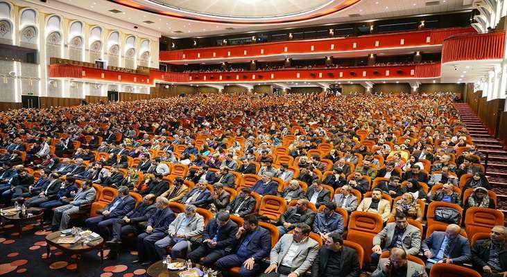اجلاس سراسری سازندگان و طراحان با حضور ۲۵۰۰ نفر برگزار شد