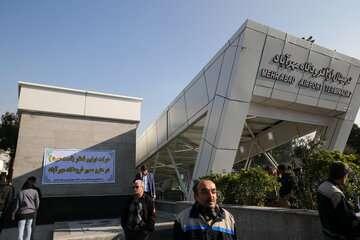 محدودیتهای ترافیکی فرودگاه مهرآباد در روز ۲۲ بهمن اعلام شد
