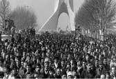 انقلاب اسلامی ایران نظام الهی و توحیدی را برابر فلسفه غرب حاکم کرد