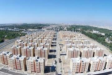 افتتاح بیش از ۱۹۰۰۰ واحد مسکن مهر و ۶۳ پروژه روبنایی در شهرهای جدید کشور