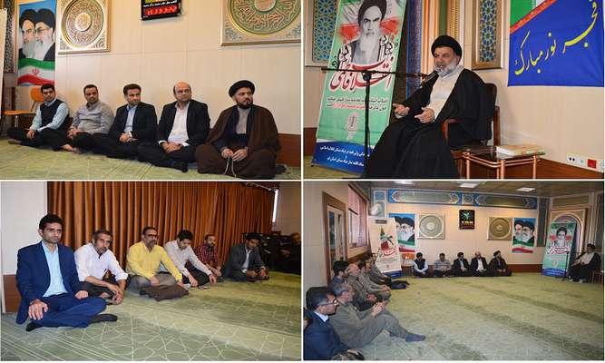 برگزاری مراسم گرامیداشت سالگرد پیروزی انقلاب اسلامی در دهه مبارک فجر