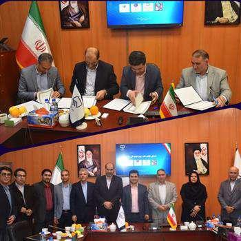 امضای تفاهم نامه چهارجانبه در استان گلستان با هدف اجرای دقیق مقررات ملی ساختمان