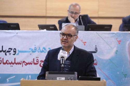 نطق پیش از دستور نایب رئیس شورای اسلامی شهر مشهد