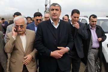 اسلامی: همه امکانات برای بازگشایی محور قزوین -رشت به کار گرفته شود
