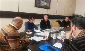 برنامه ریزی برای اجرای مبحث ۲۲ در استان کردستان
