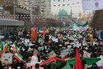 برگزاری راهپیمایی باشکوه ۲۲بهمن سالروز پیروزی انقلاب اسلامی