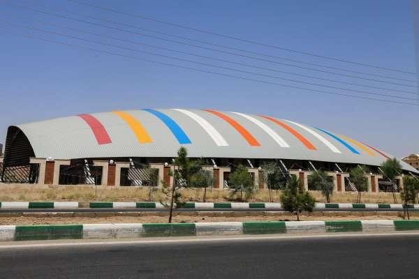 سالن ورزشی سازمان  به نام سپهبد شهید حاج قاسم سلیمانی نامگذاری شد
