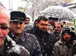 حضور شهردار ارومیه در راهپیمایی یوم الله ۲۲ بهمن