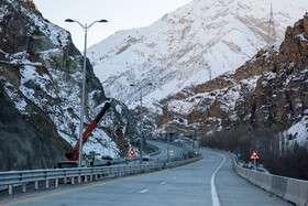 آغاز تردد آزمایشی آزادراه تهران - شمال/ عوارض آزادراه زیر ۵۰ هزار تومان است!