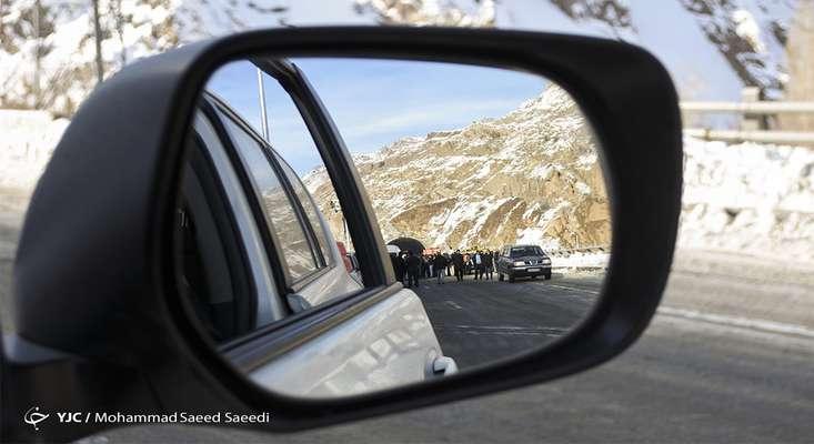 آزادراه تهران-شمال به صورت آزمایشی به بهرهبرداری رسید