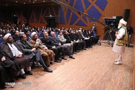 شب  فرهنگی اصفهان در تبریز