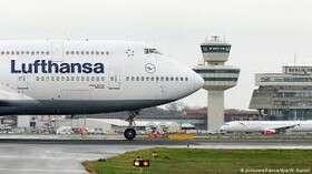 لوفتهانزا هم تعلیق پرواز به چین را تمدید کرد