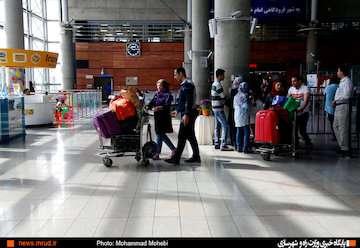 پویش زیباسازی شهر فرودگاهی برای نوروز ۹۹